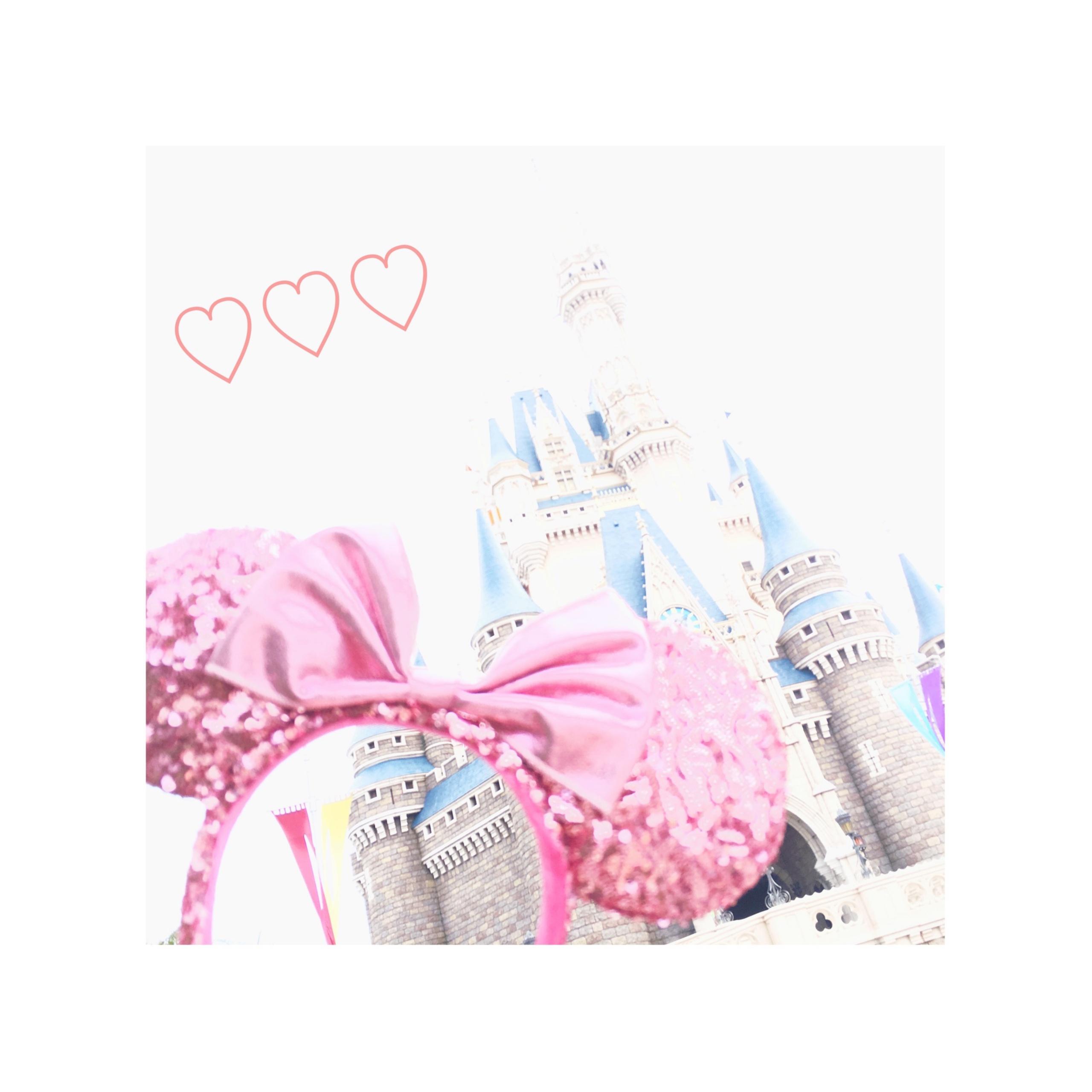 《絶対ほしい!》TDLで大人気★ピンクスパンコールの新作【ミニーちゃんカチューシャ】が可愛い❤️❤️_1