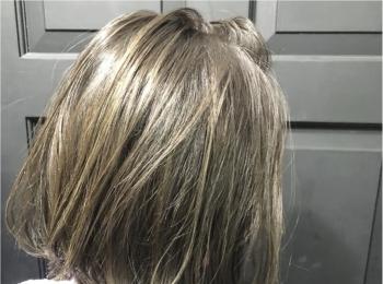 さらに髪を切りました✂︎青山の美容師さんイチオシの今夏トレンドカラー♡