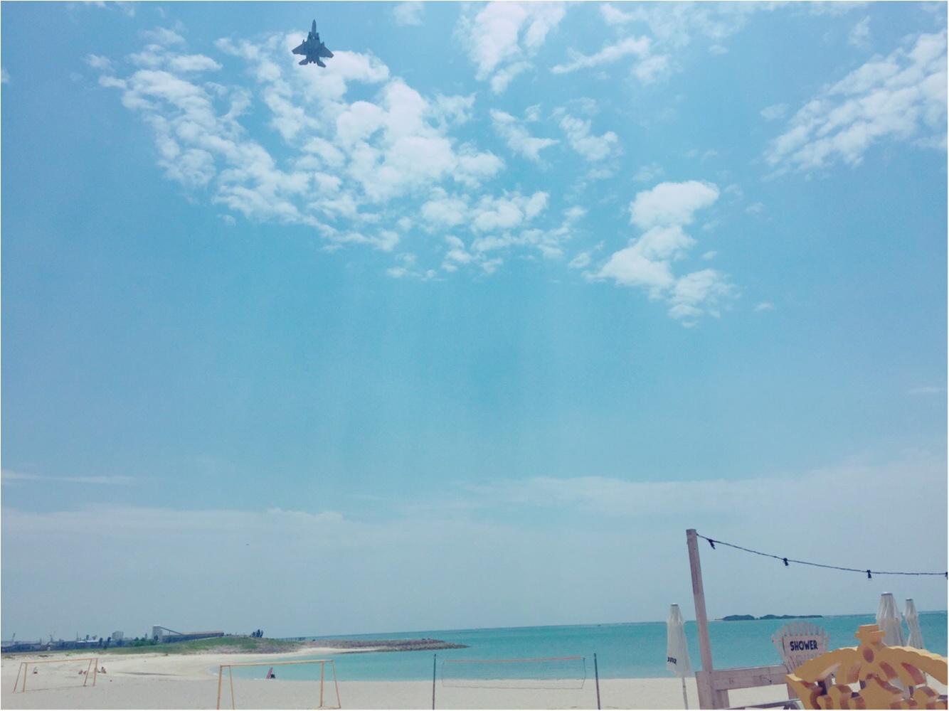【沖縄女子旅】沖縄旅行!本島のBEACHはどこへ行く?迷ったら空港近くのココがおすすめ♡!_2