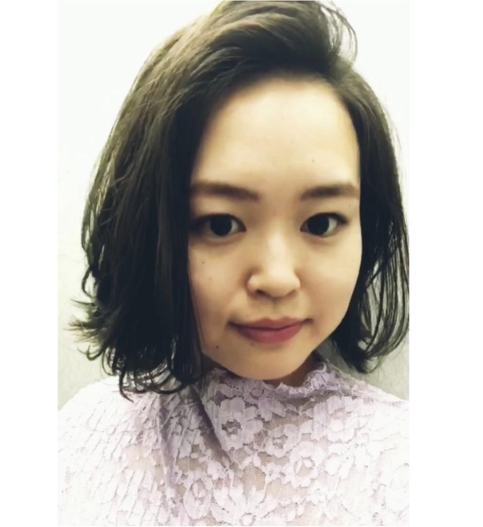 さらに髪を切りました✂︎青山の美容師さんイチオシの今夏トレンドカラー♡_1