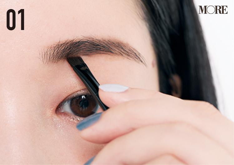 眉毛の整え方特集 -【世界一正しい眉のお手入れ法】など、眉迷子のための眉メイクの基本まとめ_89