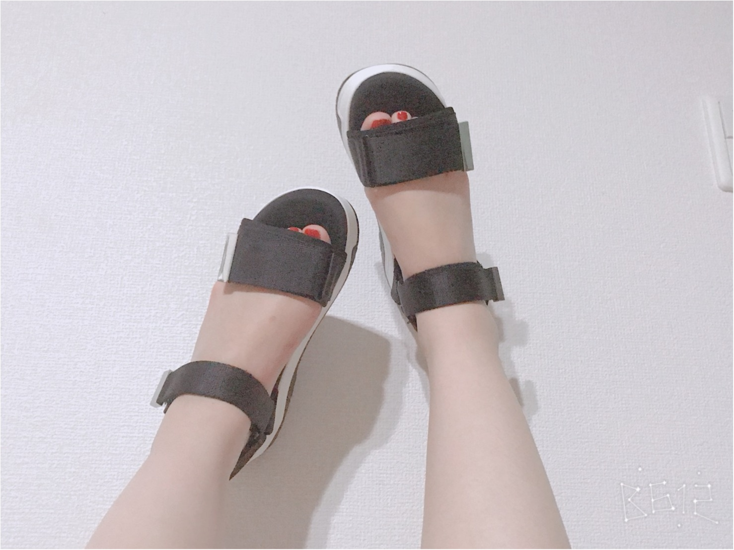【ZARA】買ってよかった高コスパ靴!売切れ必須#ヴェッジソールサンダルが優秀すぎ♡_13