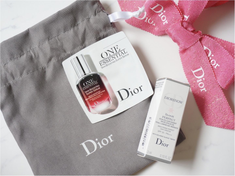 【Dior BACKSTAGE】世界先行発売で《メーガン妃のブライダルメイク》に使用された新作コスメをゲット❤️_6