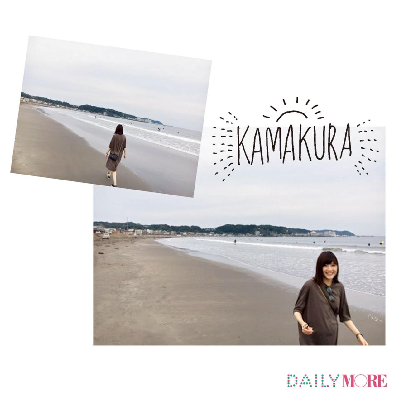 【モアモデルの夏の思い出】ありさは、鎌倉散歩でリフレッシュしたよ~(^^♪_1