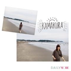 【モアモデルの夏の思い出】ありさは、鎌倉散歩でリフレッシュしたよ~(^^♪