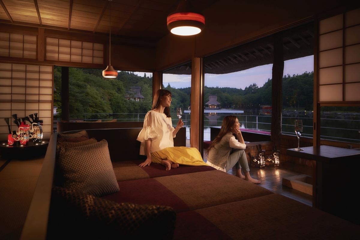 ゴールデンウィークの旅行に♡『星野リゾート 青森屋』の春イベントは、日本の伝統や庭園が堪能できて最高にロマンティック♡_6