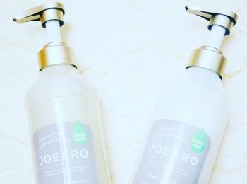 JOEAROのシャンプーがいい香りでとってもリラックスできちゃいます!