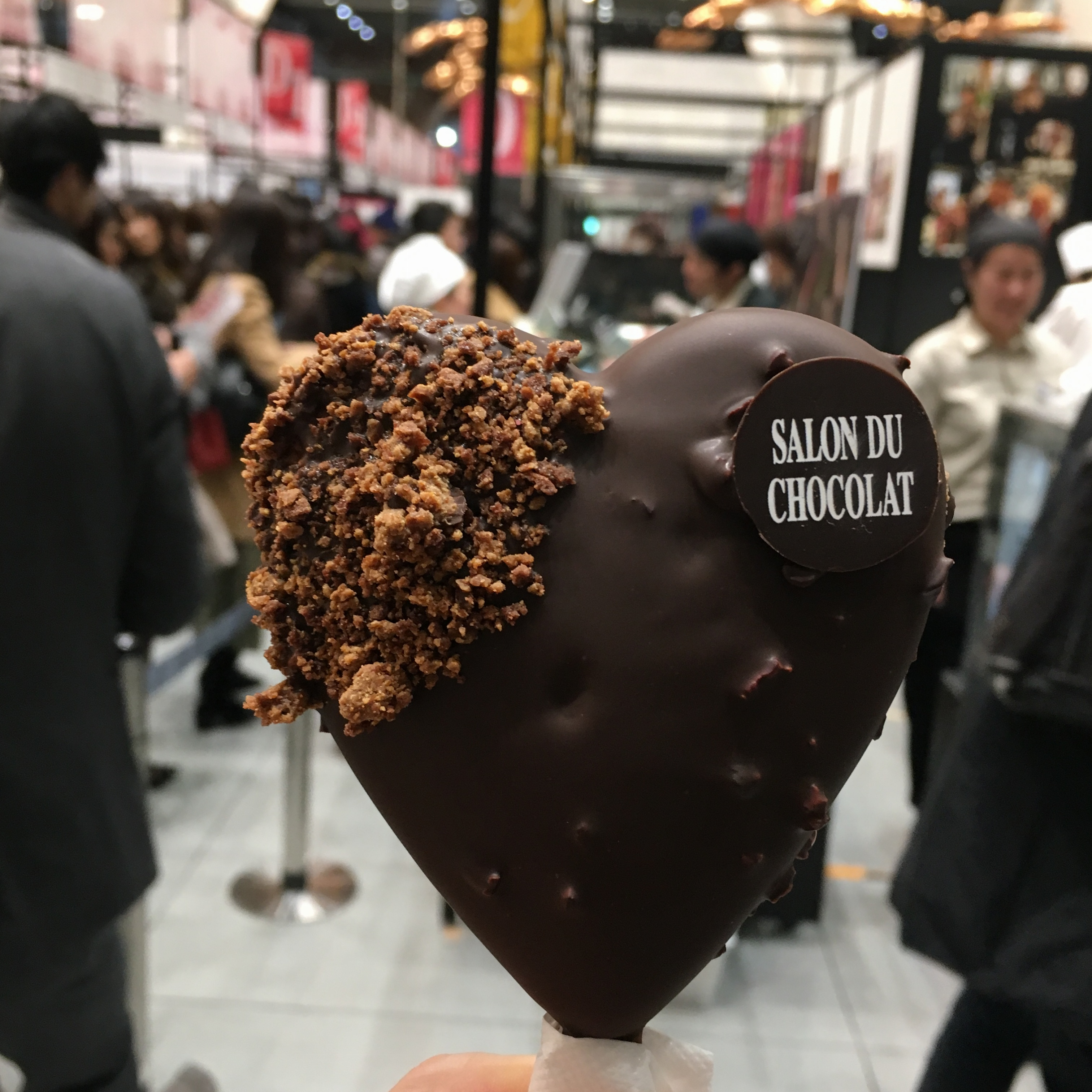大行列だったサロン・デュ・ショコラ!絶対食べて欲しいチョコレート_6