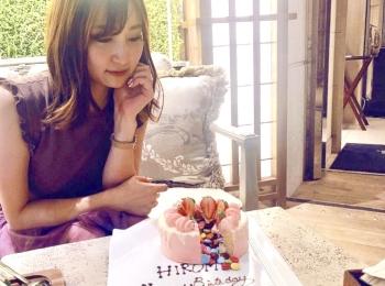 「可愛すぎる!と話題の…」女子が絶対喜ぶサプライズケーキ!写真映え抜群❤︎