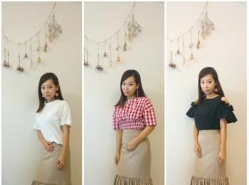 《衝撃プライス》可愛くて使えるスカートがGUで190円!!!!???