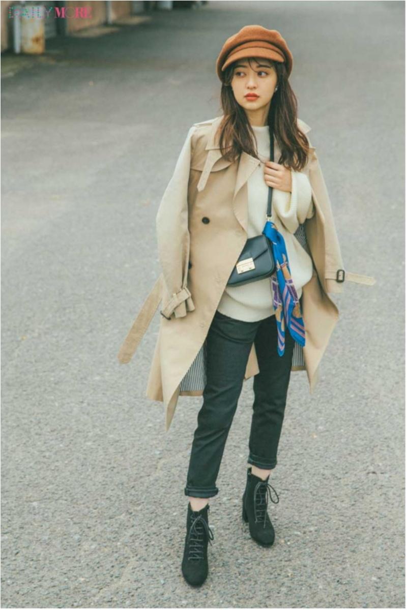 【ニット×スキニーを新鮮に着るアイデア】が2週連続1位☆ 今週のファッション人気ランキングトップ3!_1_3