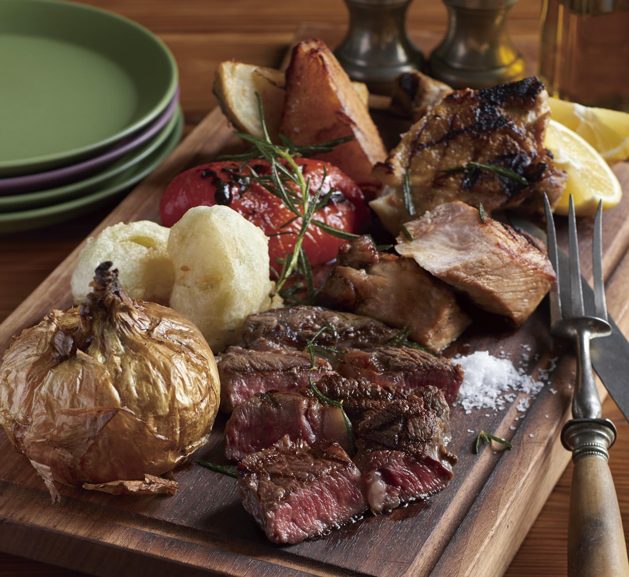 お肉と野菜をたっぷりと♡ 『キハチ』のコースメニューがおいしそう!_1