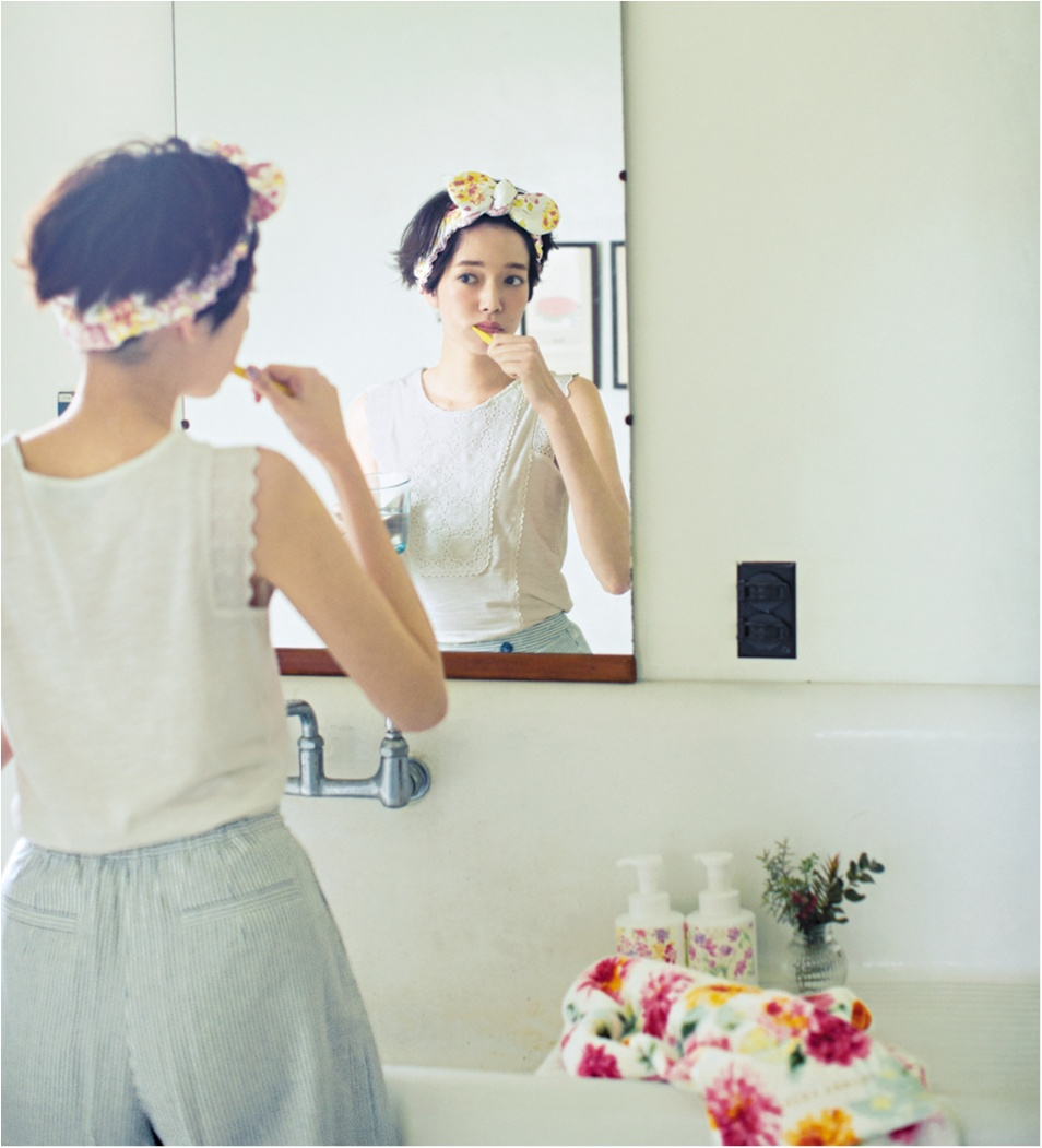 おうち時間は可愛い雑貨に囲まれて♥「ローラ アシュレイ」と栞里のHAPPY LIFE_1