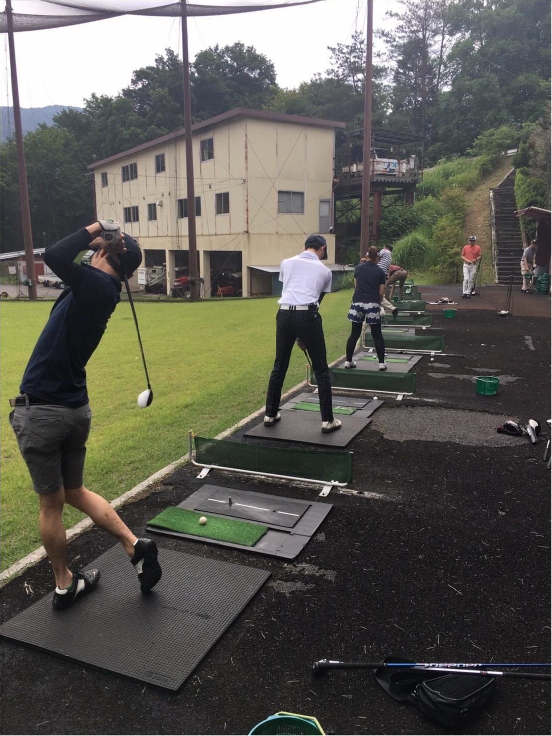 高校の友達とゴルフへ。初ラウンドから約1年、まさかのスコアが...…!【#モアチャレ ゴルフチャレンジ】_2