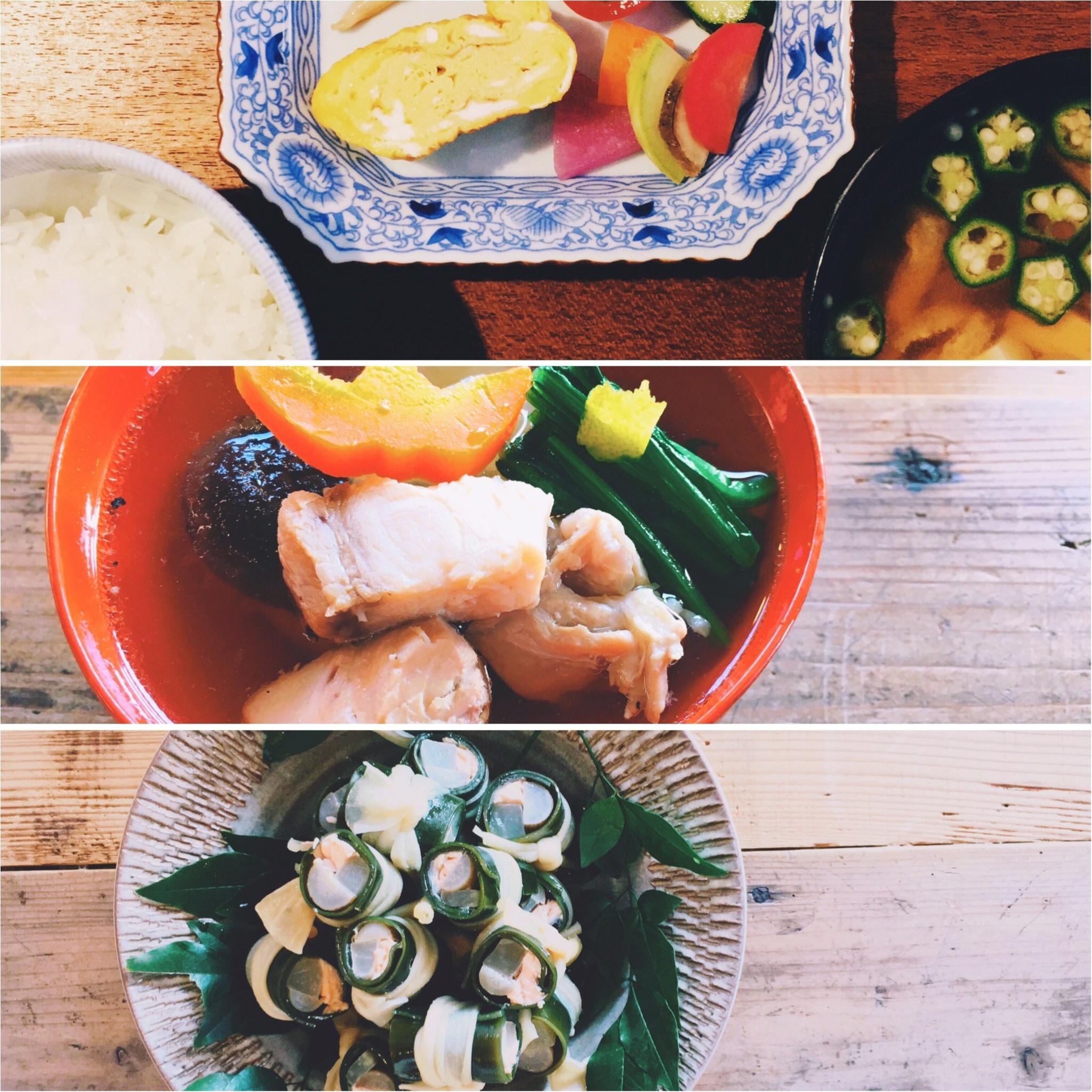 お米がこんなにも美味しい!銀座おすすめ和食処!からだが元気になる丁寧なお食事(*´︶`*)♡_4