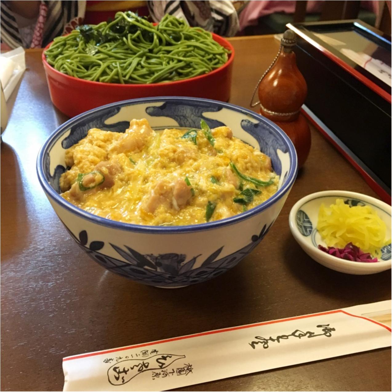 ふわトロっ♡ 絶対に食べたい!京都の老舗《 ひさご 》が作る、人気の親子丼♡♡_5
