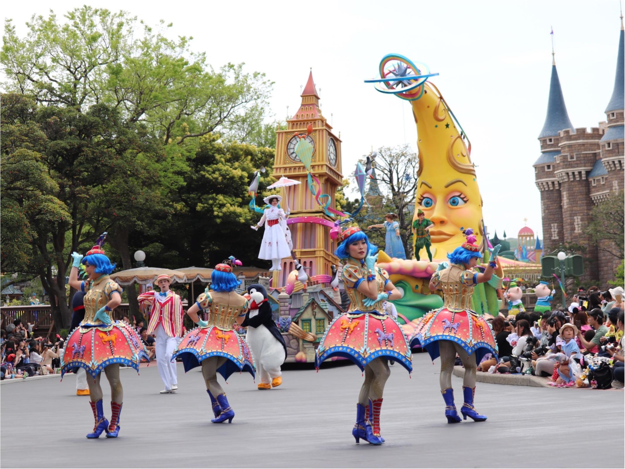 ▷【東京ディズニーランド35周年】Newパレード「ドリーミング・アップ!」がとにかく凄い!!_22