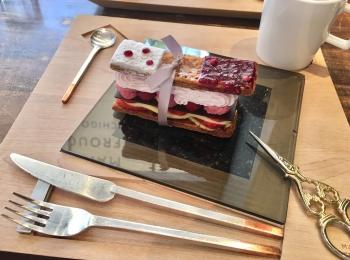 《京都グルメ女子旅》90分待ち!大人気いちごのお店『MAISON  DE FROUGE』