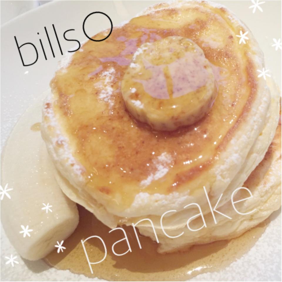 "…ஐ 【2ヶ月に1度行く常連が教える】世界一の朝食で有名な""bills""の行列を回避するコツ☺︎♪ஐ¨_1"