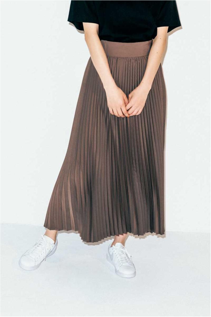 着やせ,やせ見え,プリーツスカート,スカート,女子会,モテ,インスタ映え,やせ見え,着やせ