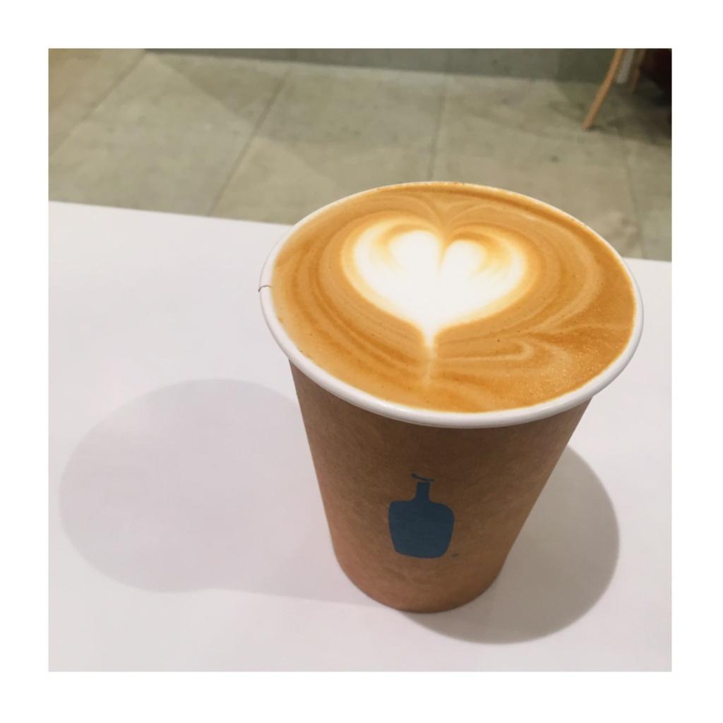 """《""""コーヒー界のアップル""""ブルーボトルコーヒーの私的おすすめポイント》お休みの日に*仕事の一服に*作業時に*_3"""