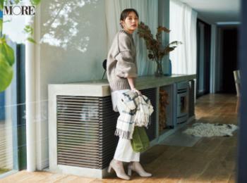 「冬の白」が苦手なのはもったいない。スタイリスト高野さんが白を素敵に着こなすコツを教えてくれた! PhotoGallery