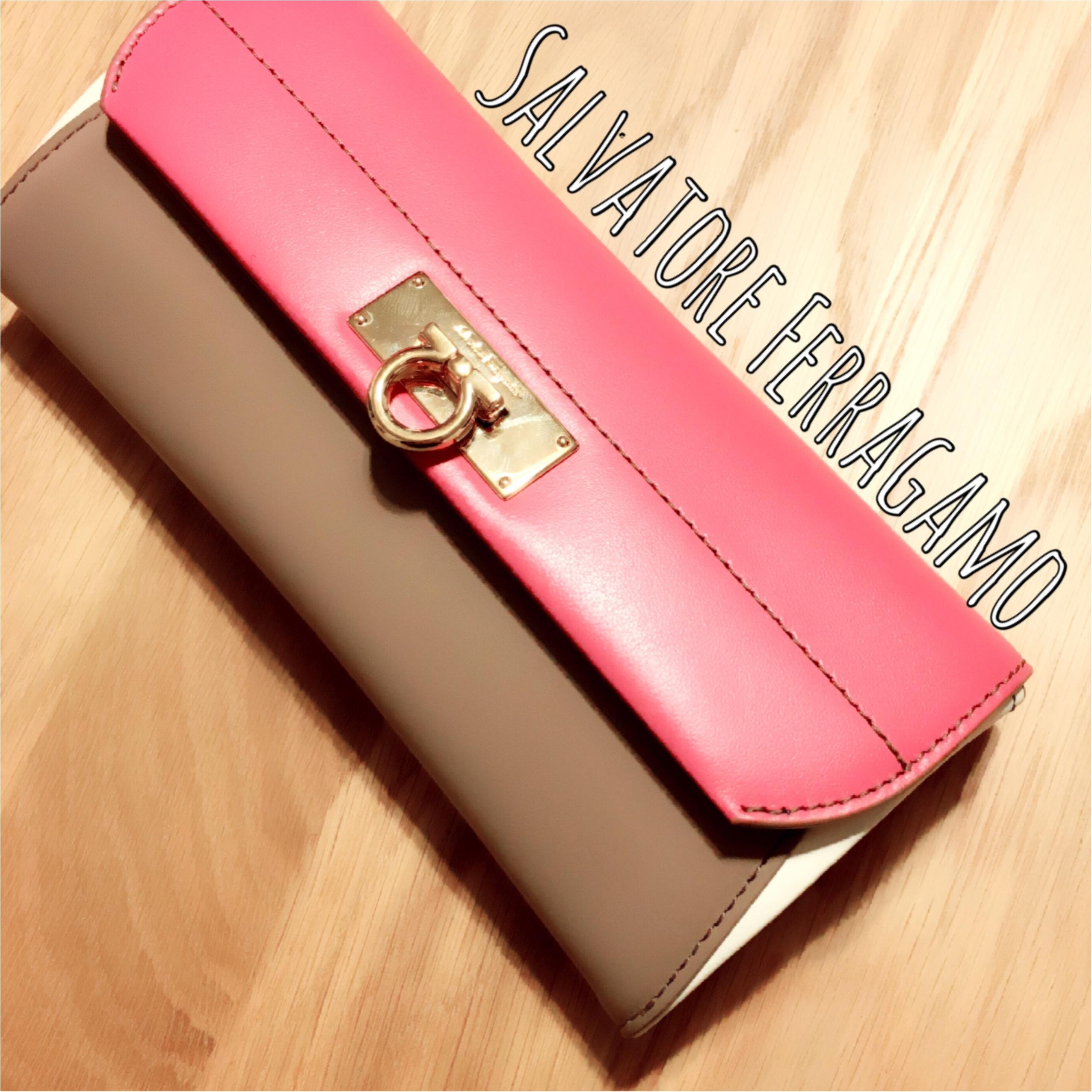 おさよ:おNEWのお財布♡_1
