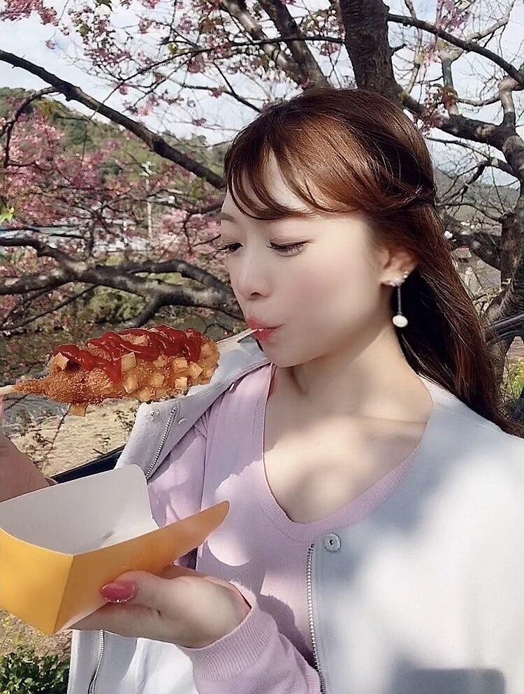今が見頃❤︎3月なのに桜を楽しめる!河津桜を見に行ってきました*・゜゚・*:.。..。.:*・_5