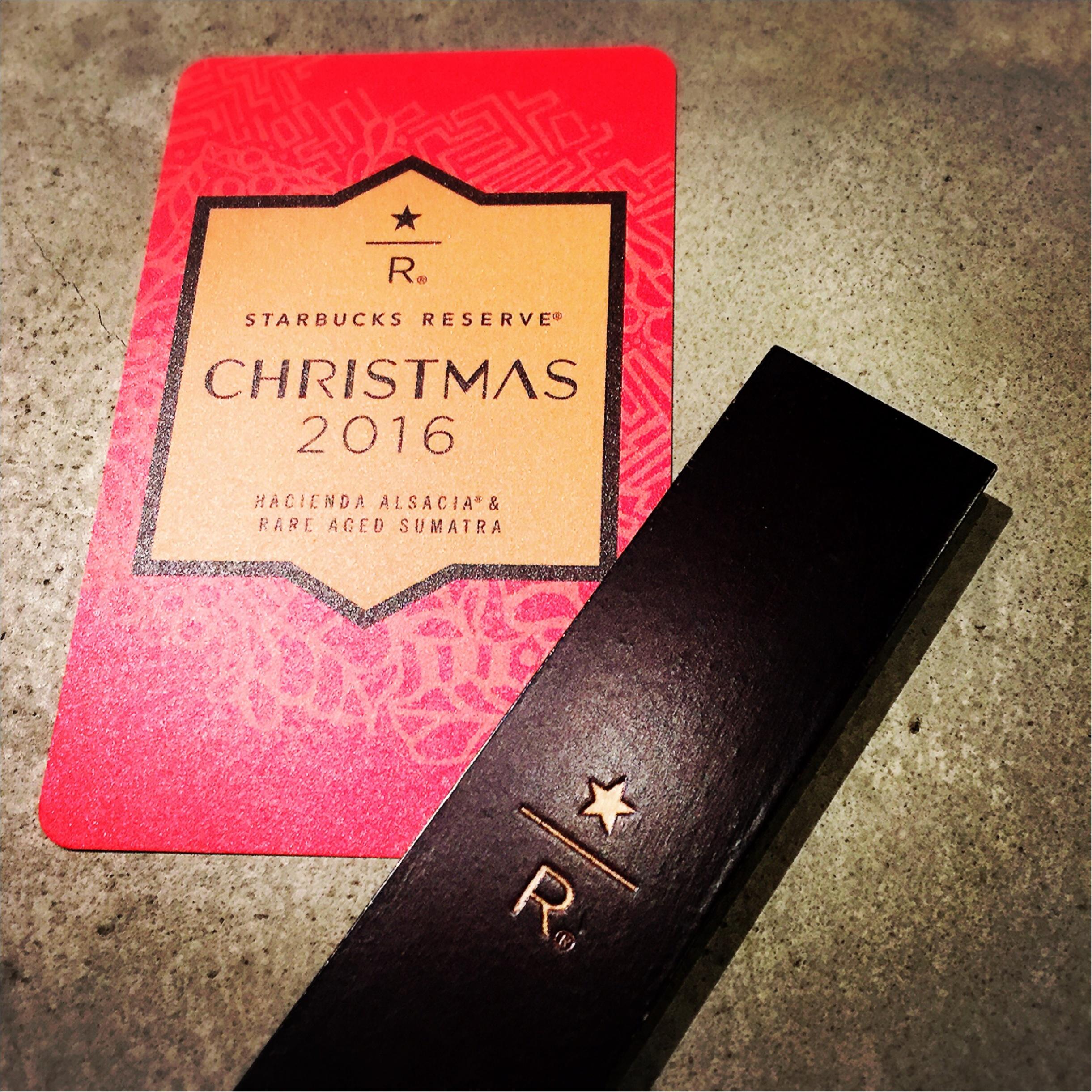【cafe time】クリスマス限定は抹茶だけじゃない!スターバックスの限定ドリンク!_1