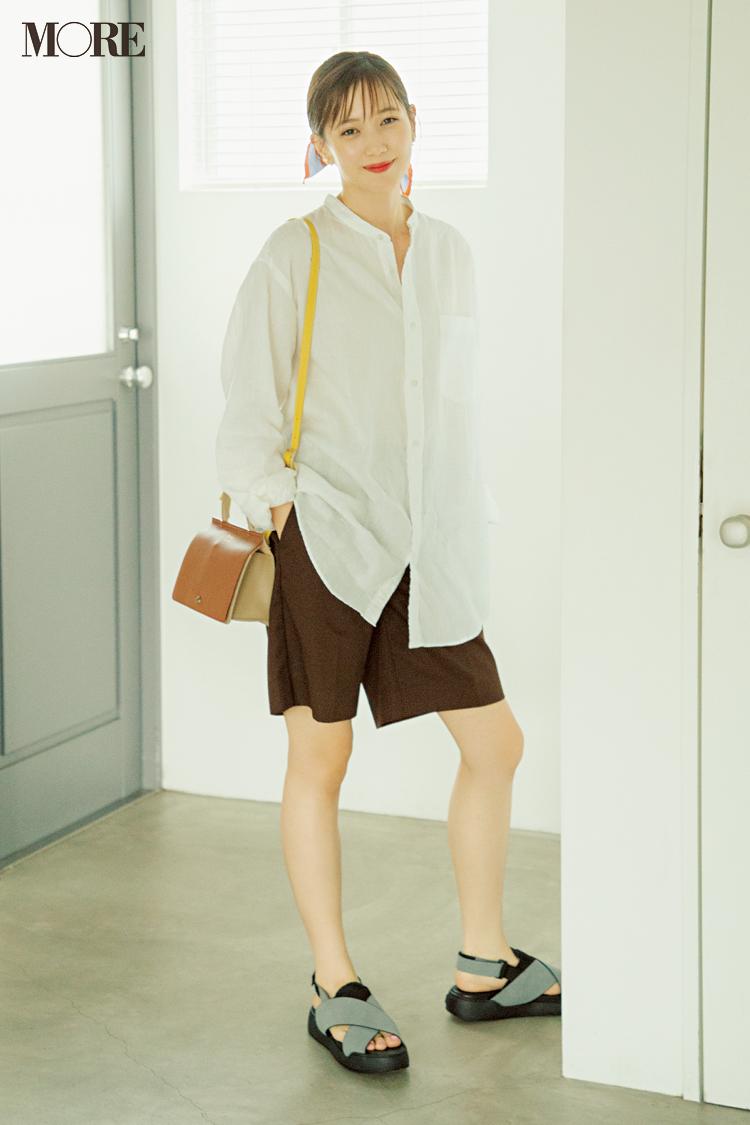 20代レディースの夏ファッション特集《2019年版》 - ワンピースやTシャツなどおすすめコーデは?_16