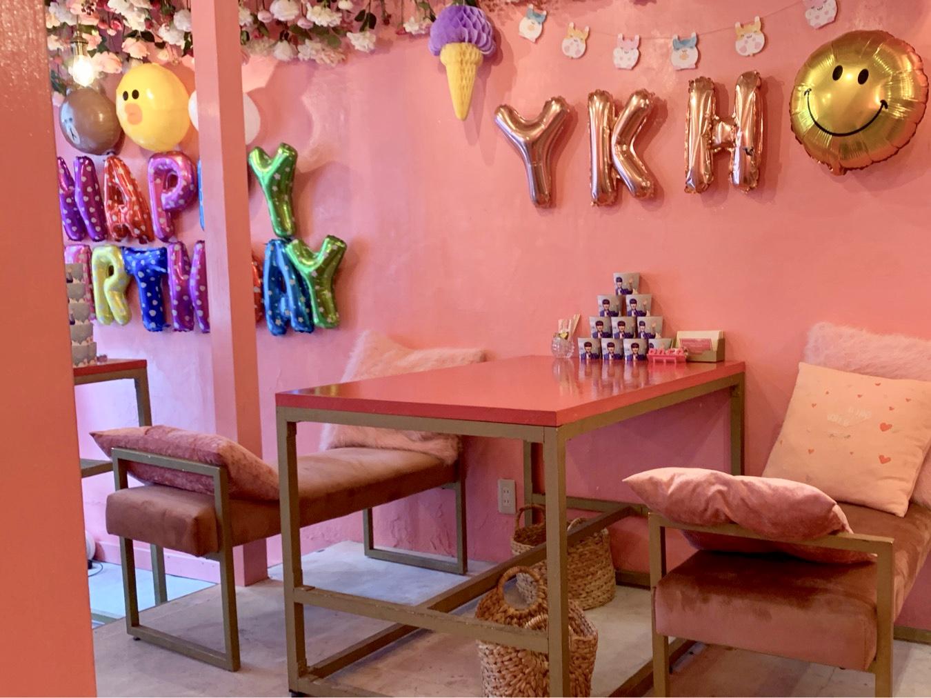 《本当に浅草?!》PINK×お花のかわいいカフェ発見♡_2