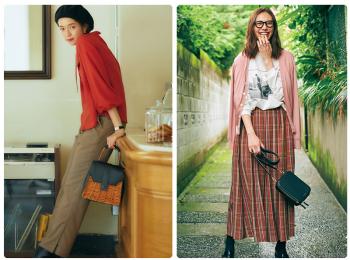 秋コーデ特集《2019年版》- トレンドのブラウンや人気のワンピ・スカートでつくる、20代におすすめのレディースコーデ