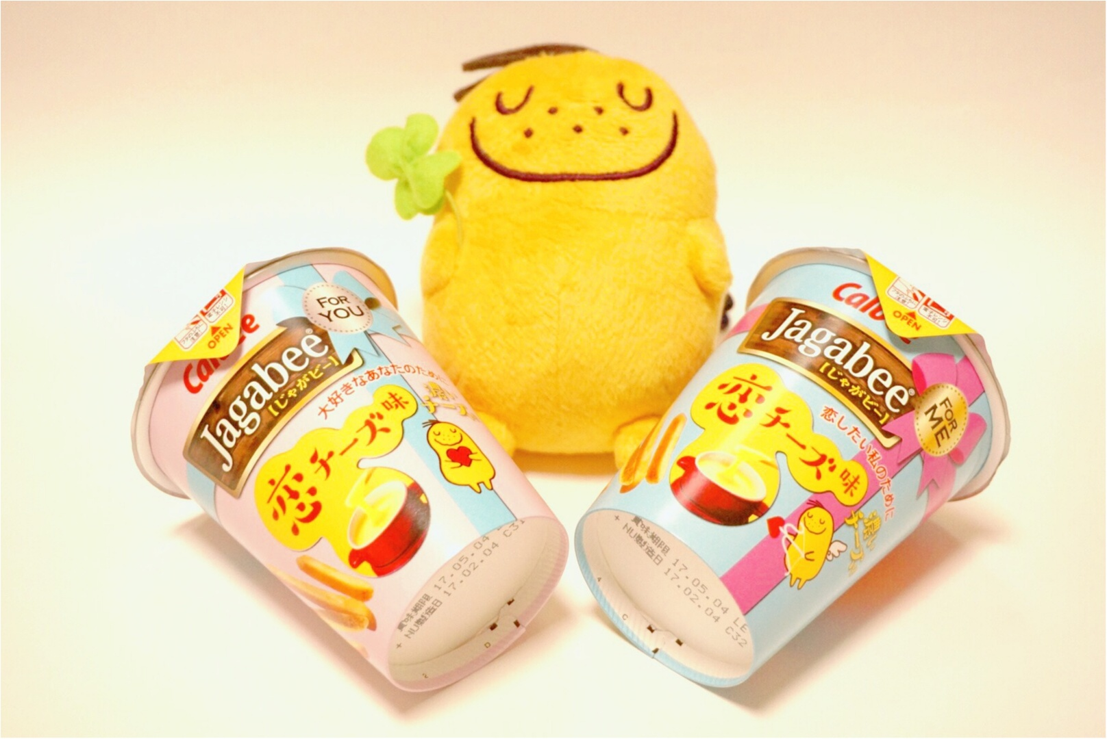 《とろけるような恋がしたい♡》セブン&アイグループ限定‼︎大人気菓子【Jagabee】の新商品は『恋チーズ』味♪_1