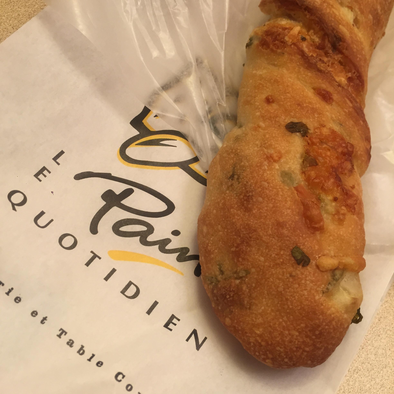 ずっと行きたかったパン屋さん♡ ル・パン・コティディアン♡_6