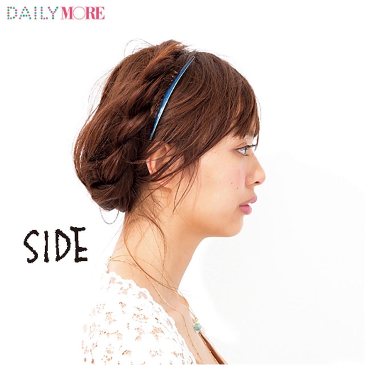 結婚式特集《髪型編》- 簡単にできるお招ばれヘアアレンジや、おすすめヘアアクセサリー_20