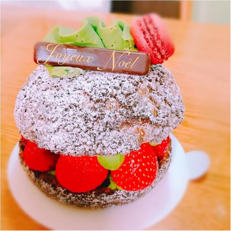 今年のクリスマスケーキはこれにしました♡_2