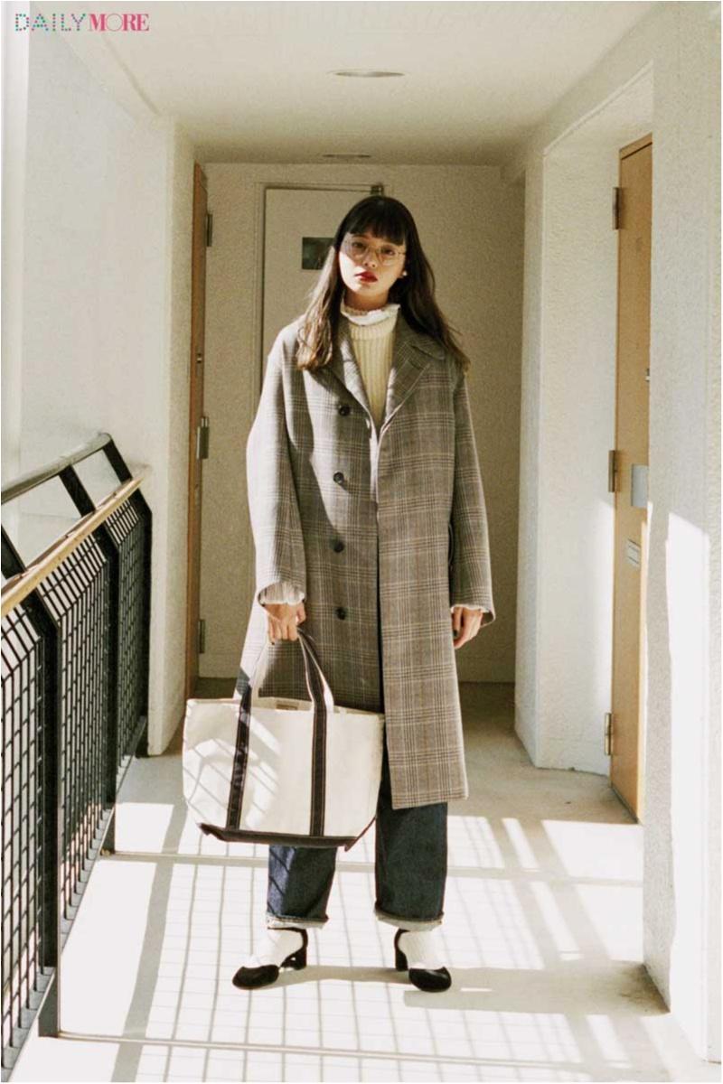 スタイリスト石上美津江さんが、冬こそ『L.L.Bean』のバッグをおすすめする理由_1_2