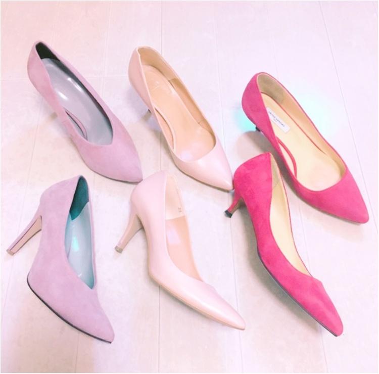 《足元から春めく♡》靴コレクターのわたしがこの春マストバイな3足を一気見せ♡_1