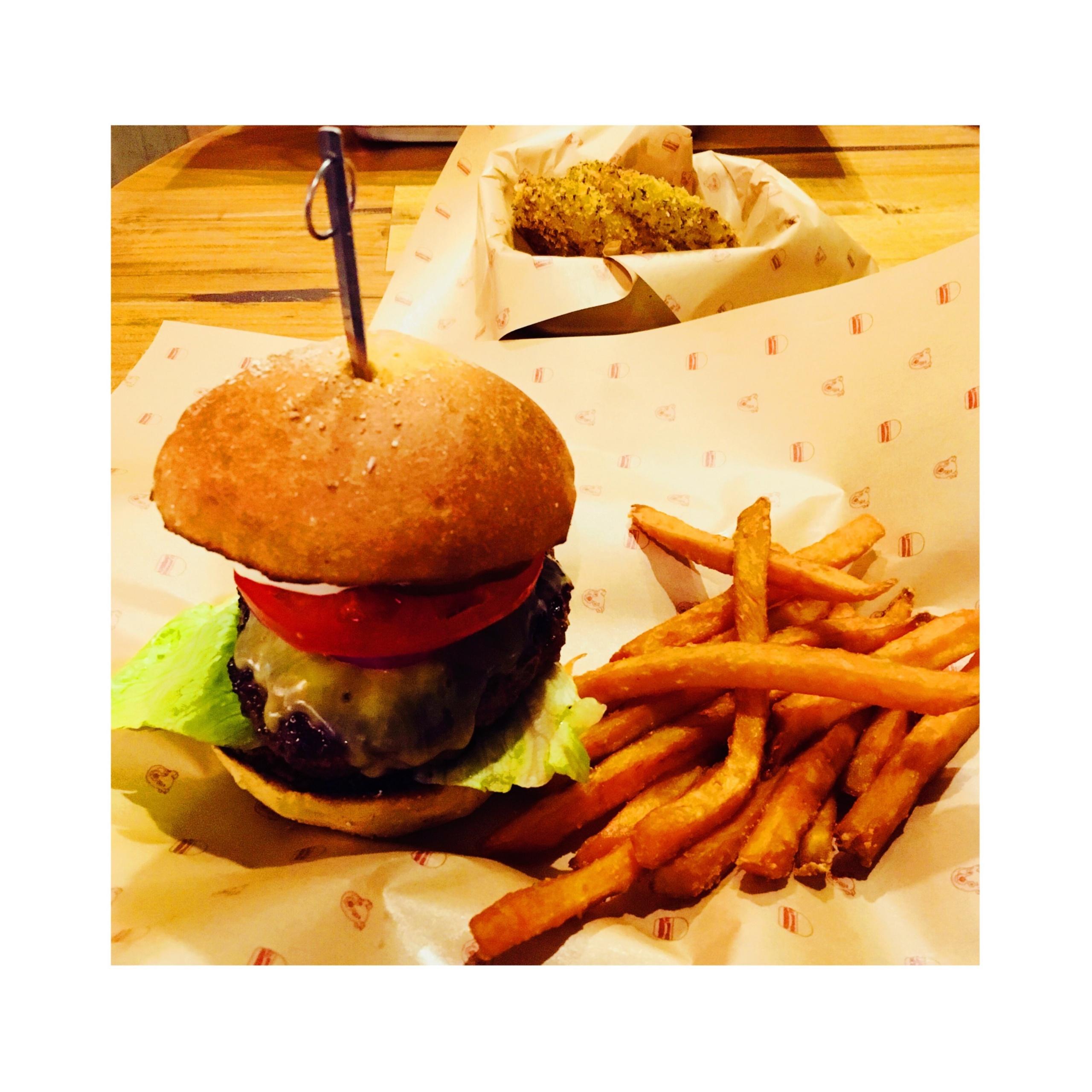 《ご当地MORE★東京》銀座でハンバーガーを食べるならココ!N.Y.発オーガニックの人気店【Bareburger】がおすすめです❤️_2