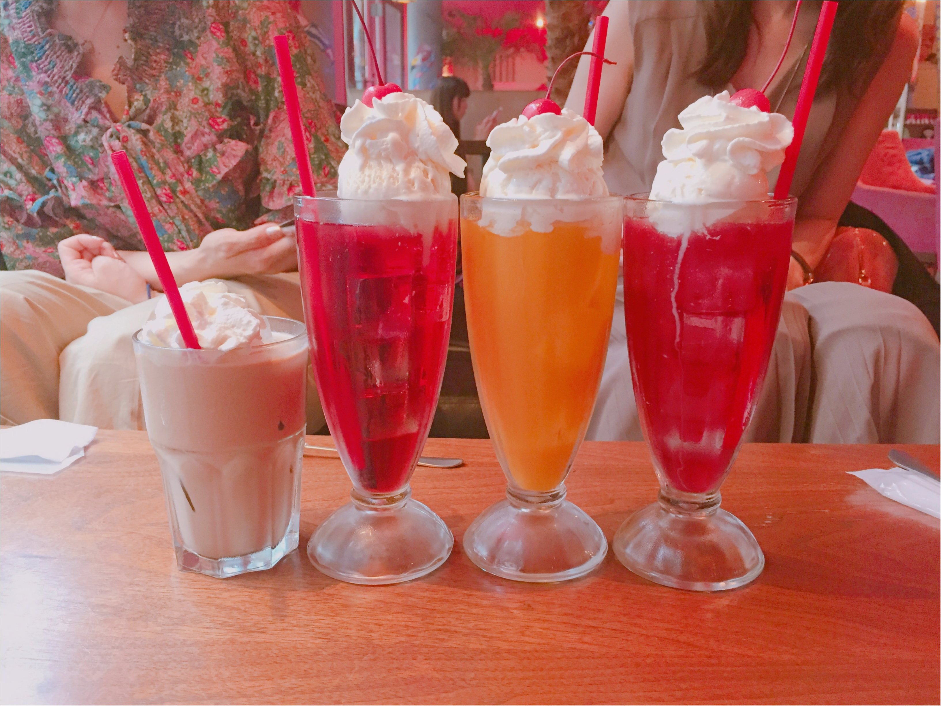ピンクが可愛いフォトジェニックなカフェなら!渋谷の『カフェフラミンゴ』へ!!_2
