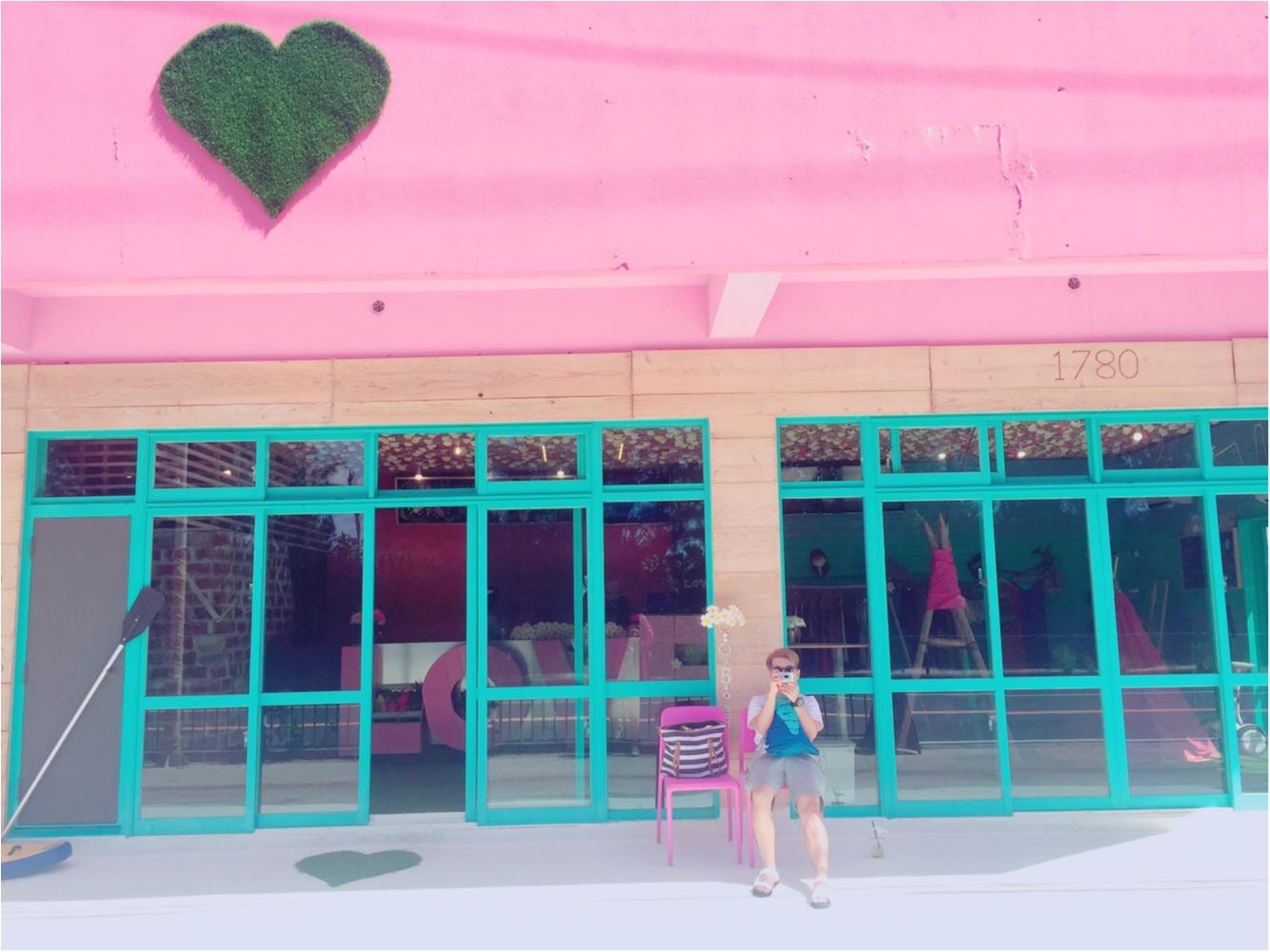 【TRIP】ほんとうは教えたくない!超フォトジェニック♡沖縄で1番すきなカフェ♡ MAGENTA n blue ♡_2
