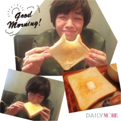 【佐藤栞里のデジレポ。】朝から笑顔になれる絶品トーストを教えます♡