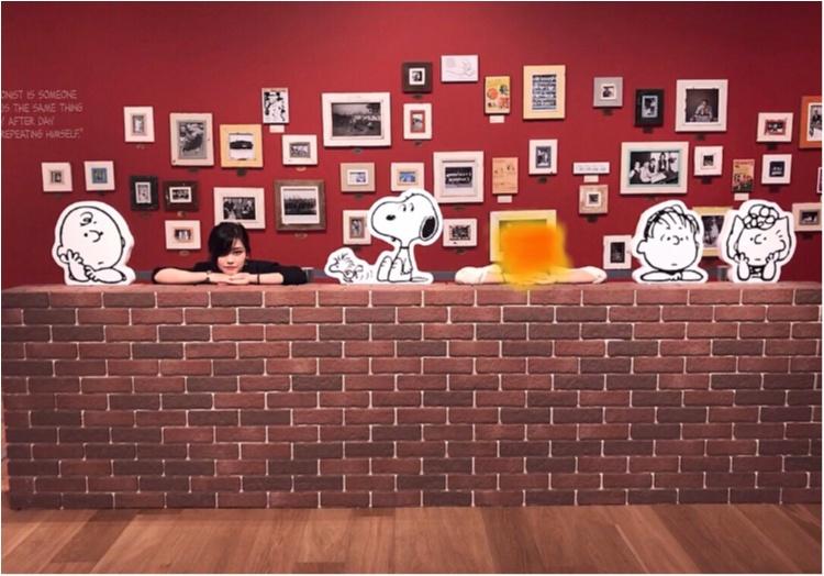 """【六本木】雨の日のお出かけ展覧会"""" SNOOPY MUSEUM TOKYO """"いよいよ最終回_4"""