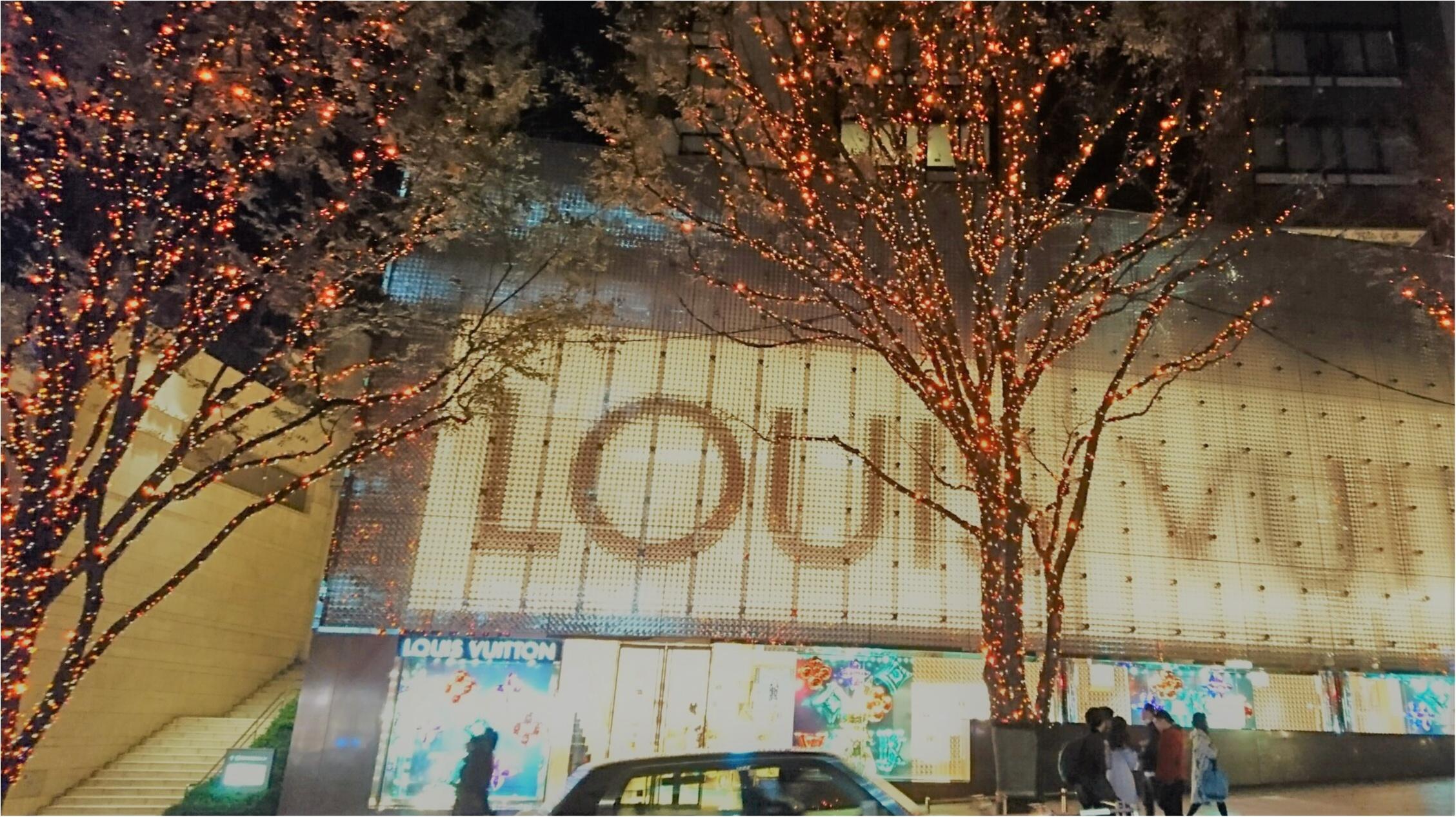 【イルミネーション】は六本木!グランドハイアット東京で♡_2