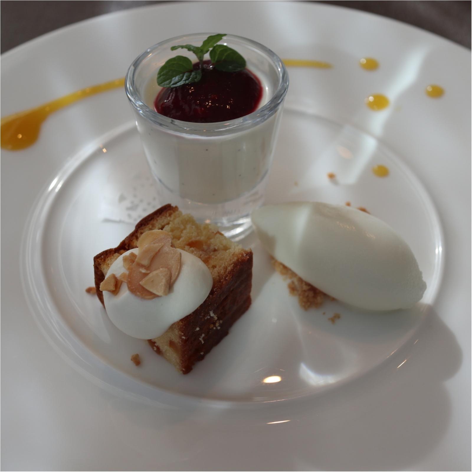 【銀座グルメ】牛フィレ肉が絶品♡IL PINOLO(イルピノーロ)の贅沢ランチコース_5