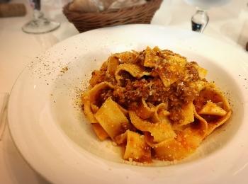 【京都・四条】本当に美味しいイタリアンはここで間違いなし!お肉ごろごろラグーソース˚✧₊