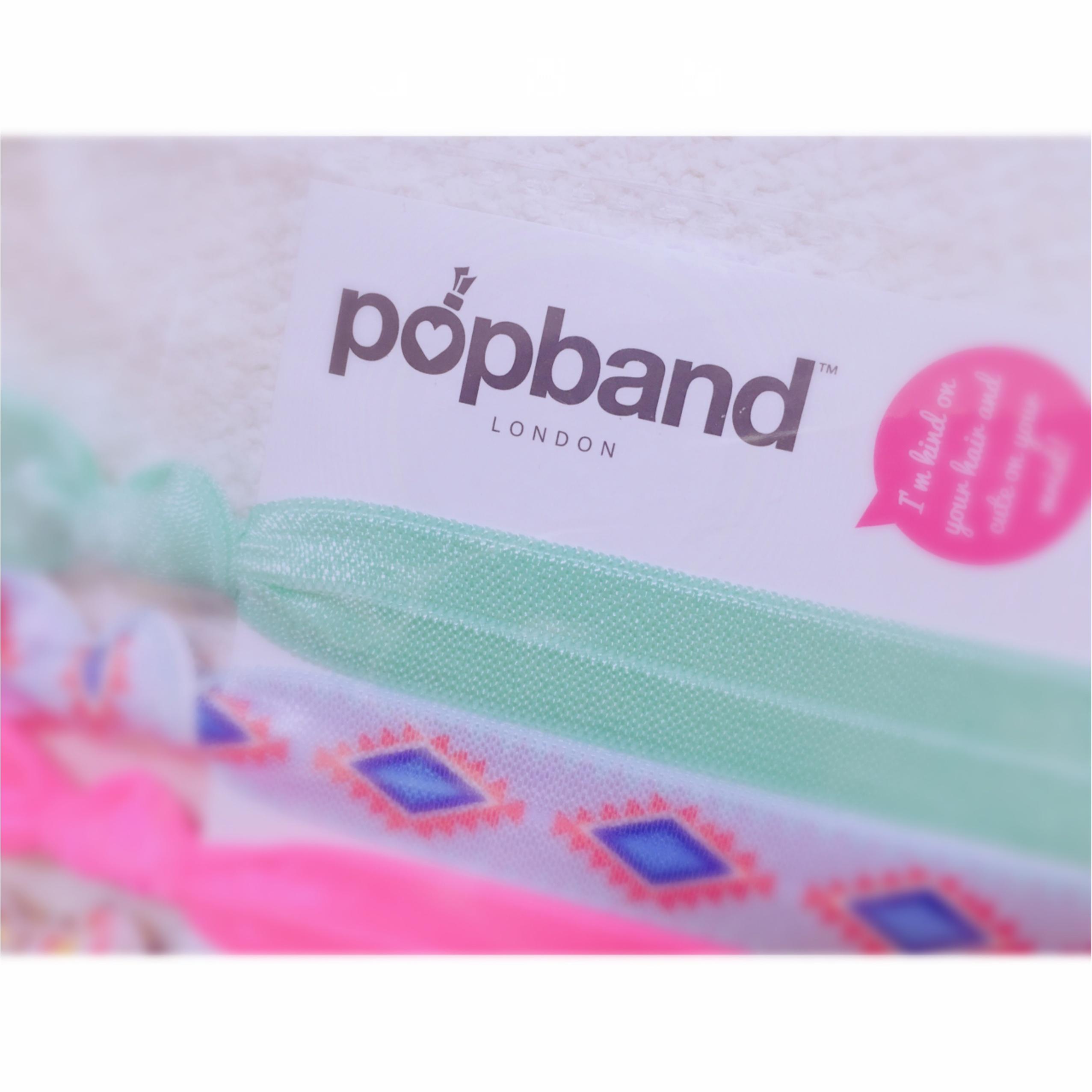 ▷ロンドン発✈︎カラフルな【POPBAND】ってなに??_1
