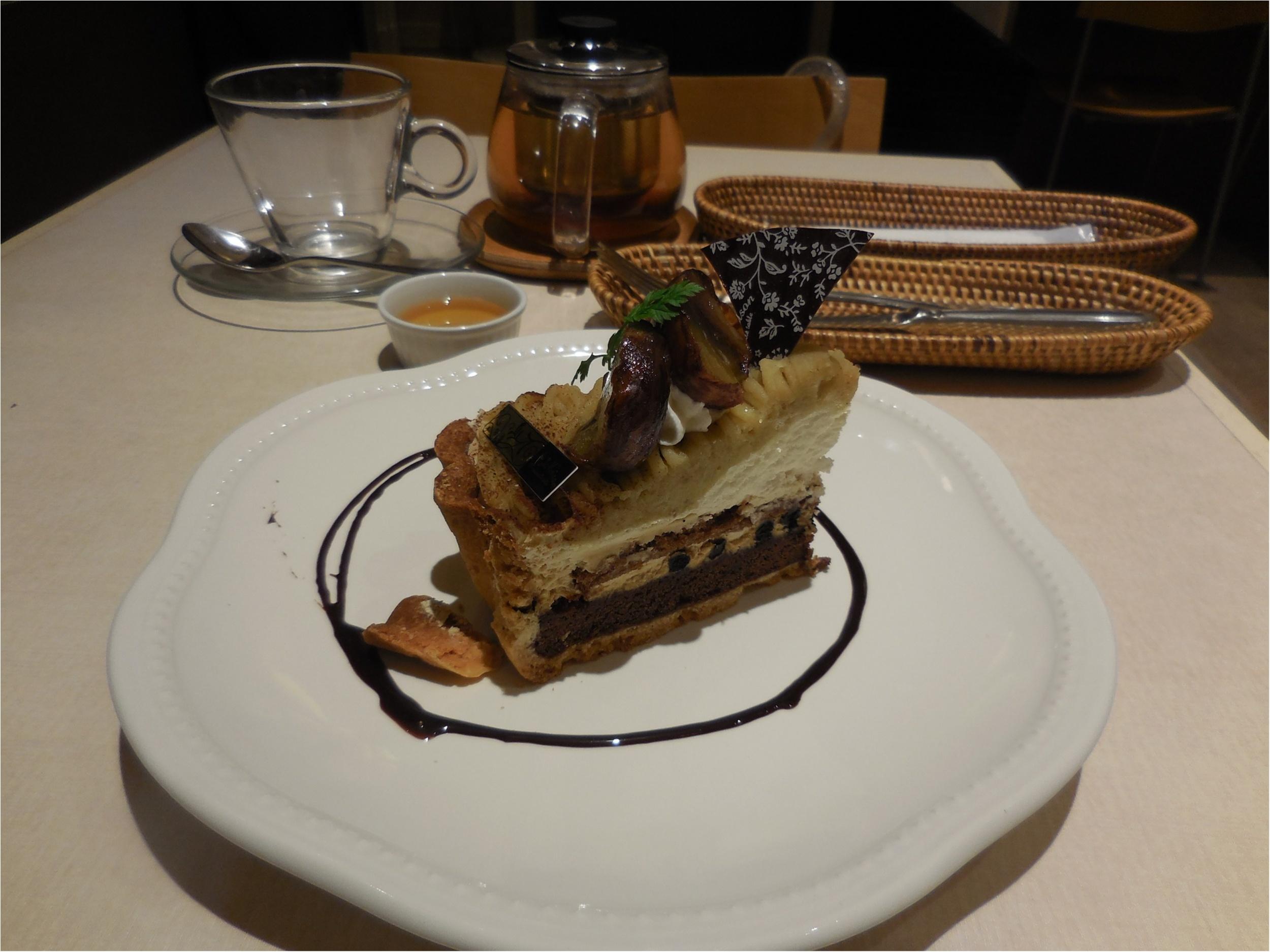 【ラ・メゾン】誕生日のひとりcafe_6
