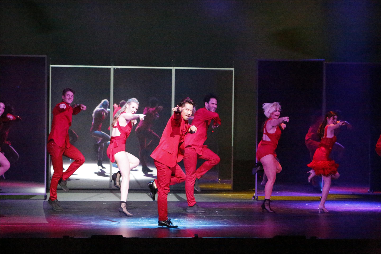 【高橋大輔さん初舞台レポート】さすが世界チャンピオン! 表現力豊かな圧巻のダンスを披露!_4