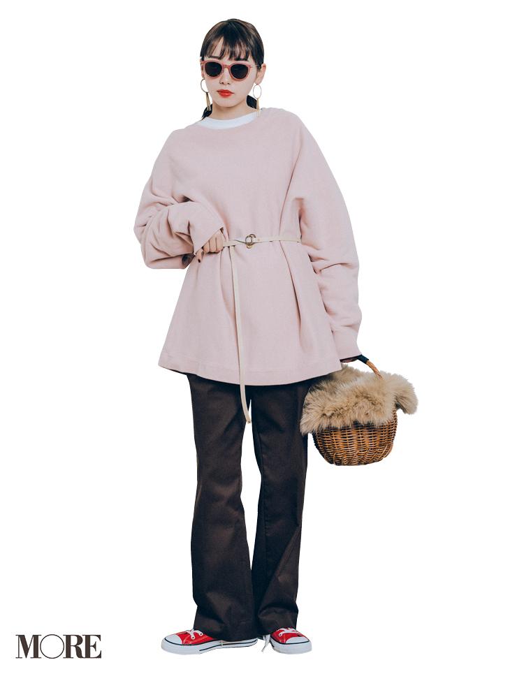 20代女子に似合う【きれいめの服×スニーカー】のコーデまとめ | ファッション_1_7